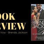 Review: A Lover's Vow by Brenda Jackson