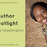 Author Spotlight: Altonya Washington