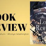 Review: A Lover's Return by Altonya Washington