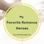My Favorite Romance Heroes