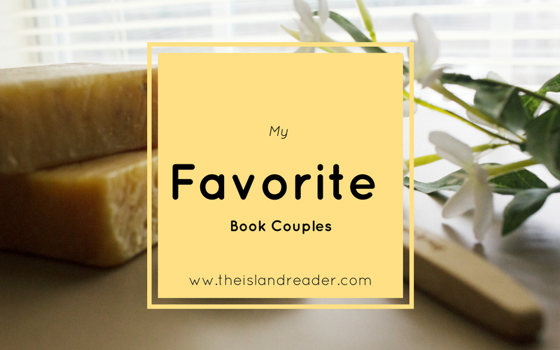 My Five Favorite Book Couples