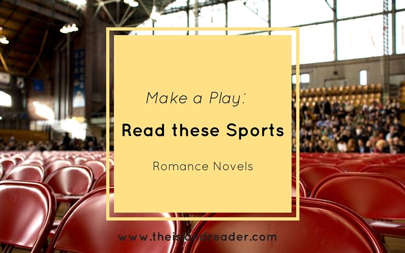 sports romance novels