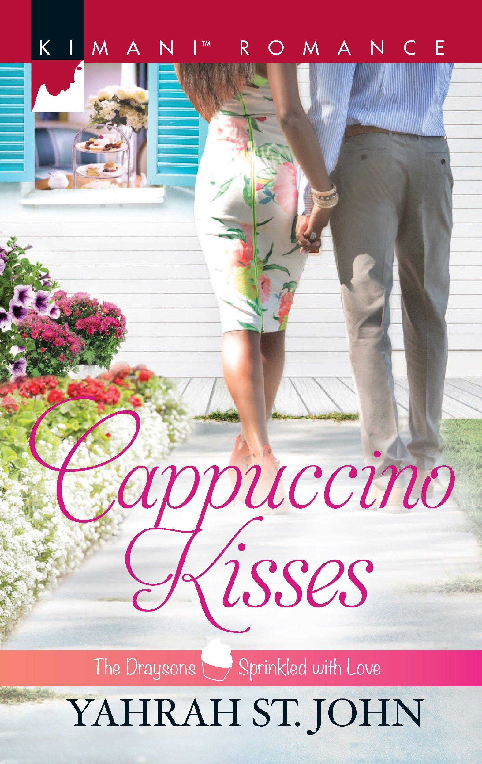 Review: Cappuccino Kisses by Yahrah St. John