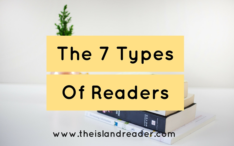the 7 types of readers