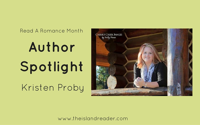 Author Spotlight: Kristen Proby