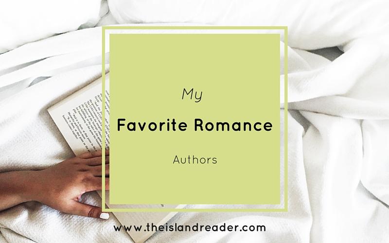 my favorite romance authors
