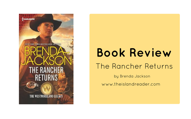 Review: The Rancher Returns by Brenda Jackson