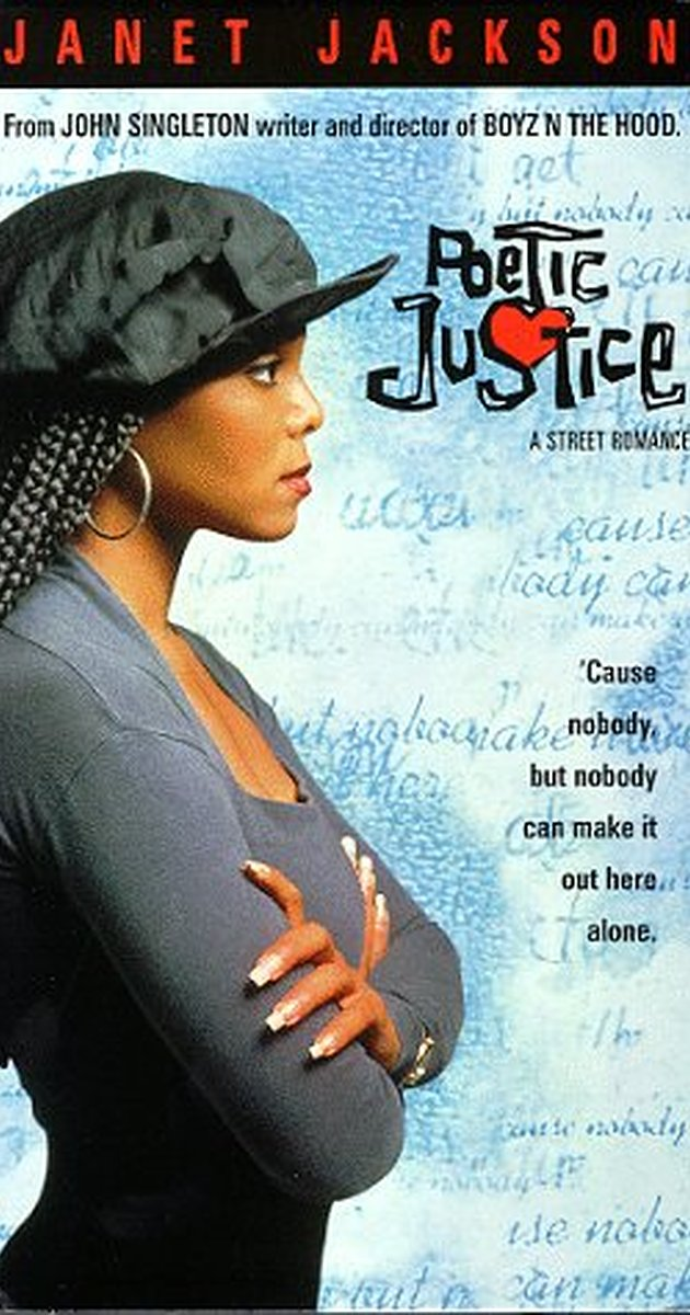 poetic justice in movies and literary works Poetic justice: the liter has been added to your cart -stanley fish, author of professional correctness: literary studies and political change this short, easy to read book is, i think, a good introduction to her work on both law and literature (subjects she teaches on at chicago) -- the relation between which is developed further, in greater detail, in box office mojo find movie box office data.