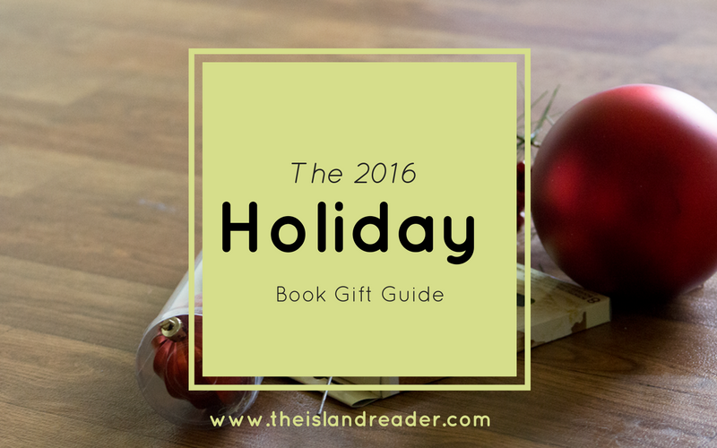 The 2016 Holiday Book Gift Guide