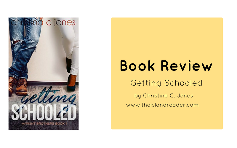 Review: Getting Schooled by Christina C. Jones