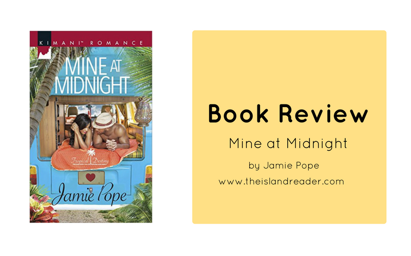 Review: Mine at Midnight by Jamie Pope