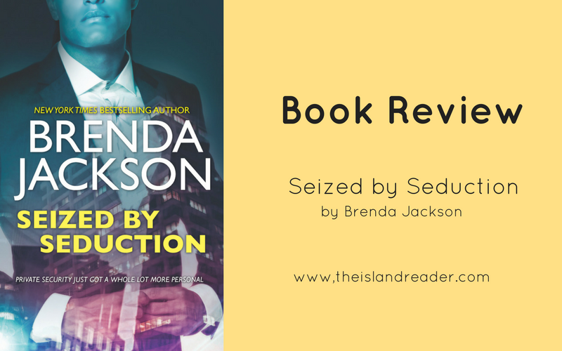Review: Seized by Seduction by Brenda Jackson