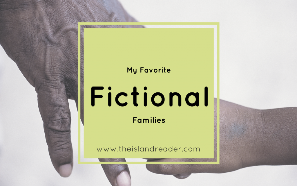 My Favorite Fictional Families