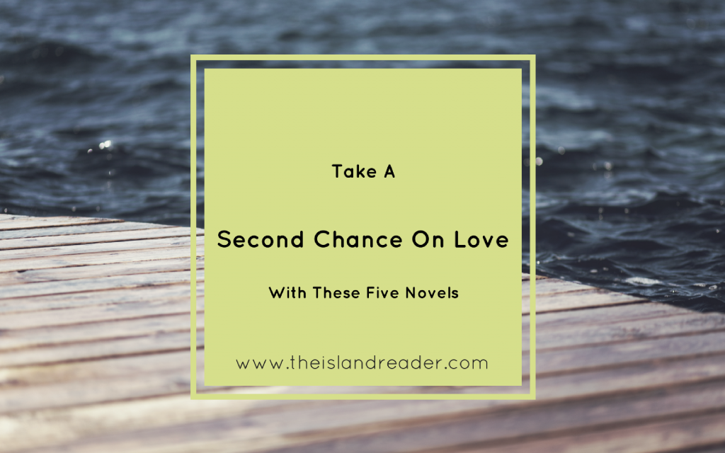 Take A Second Chance On Love With These Five Romance Novels