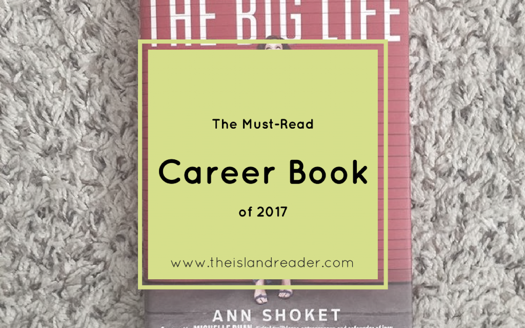 The Must-Read Career Book of 2017