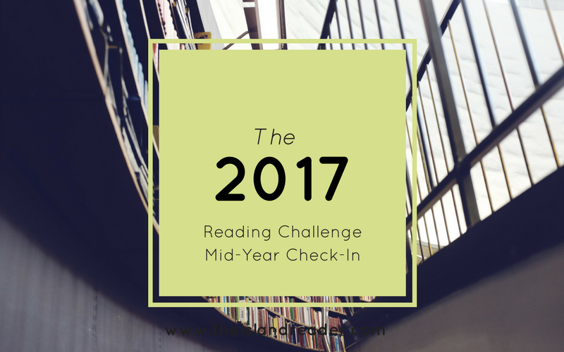 2017 Reading Challenge Mid-Year Check-In