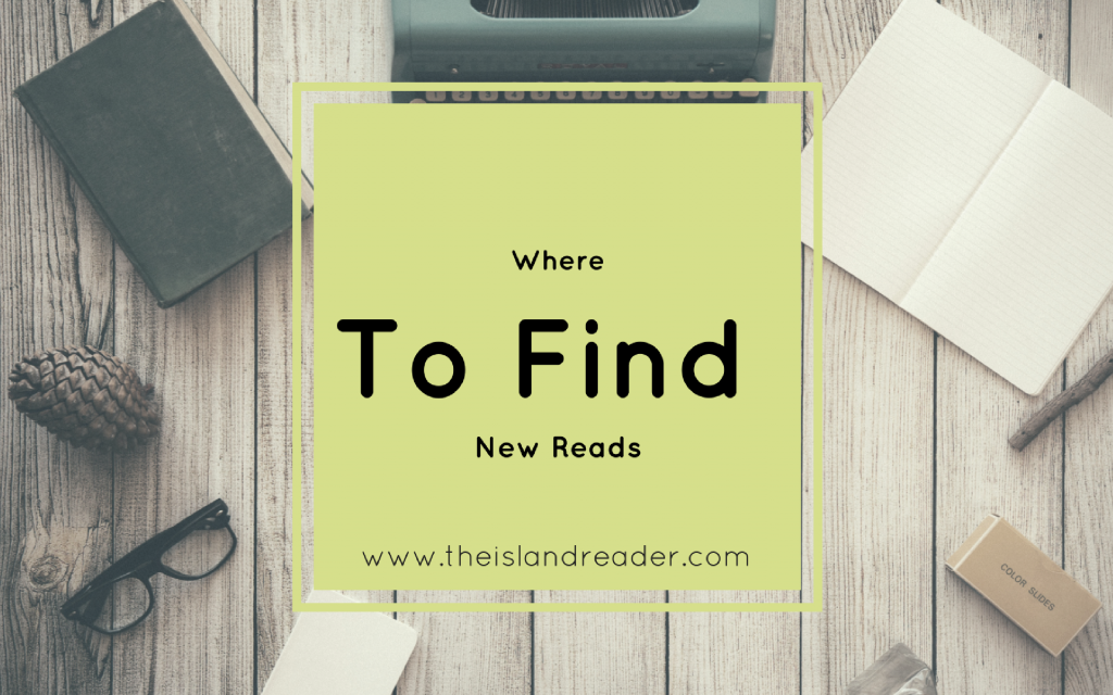 Where To Find New Reads