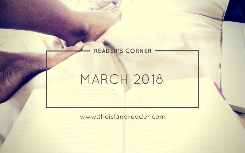 Reader's Corner: March 2018