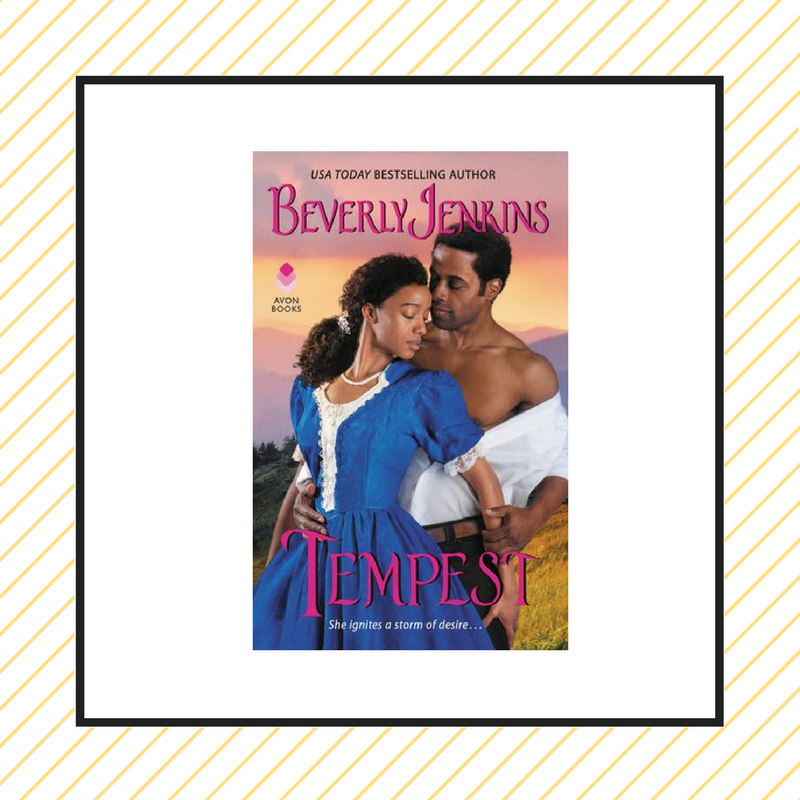 Review: Tempest by Beverly Jenkins