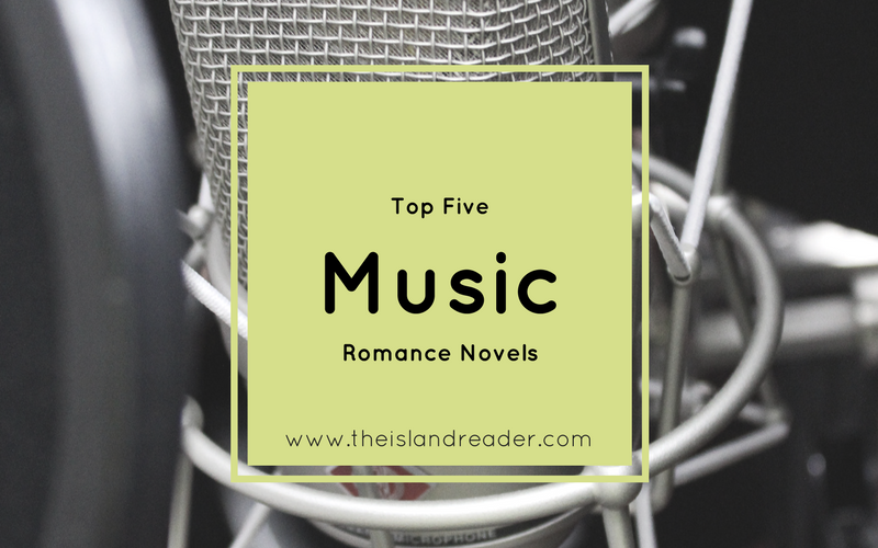 My Top Five Music Romance Novels