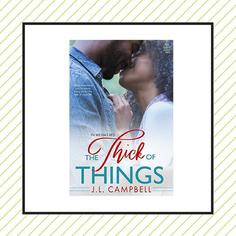 Review: The Thick of Things by J.L. Campbell