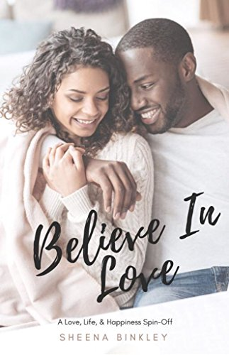 Review: Believe in Love by Sheena Binkley