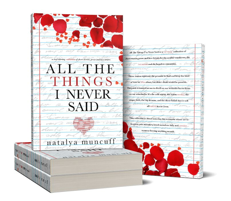 New Release: All The Things I Never Said