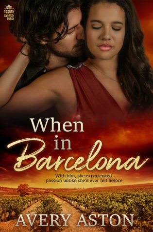Review: When in Barcelona by Avery Aston