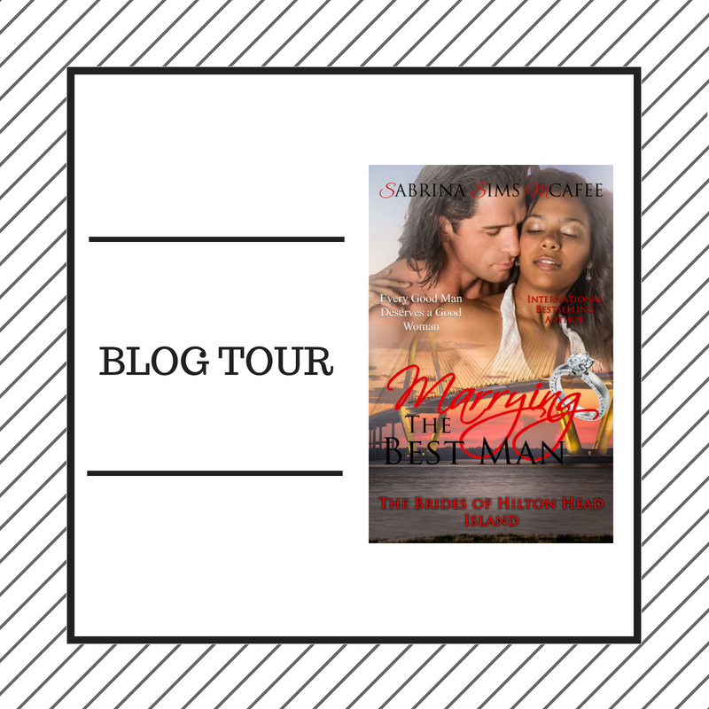 Blog Tour: Marrying the Best Man by Sabrina Sims McAfee