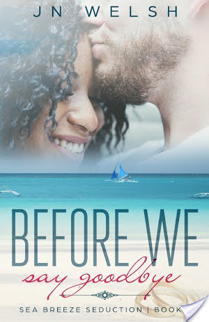 Review: Before We Say Goodbye by JN Welsh