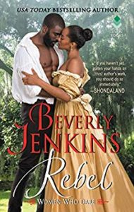 Review: Rebel by Beverly Jenkins