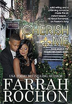 Review: Cherish Me by Farrah Rochon