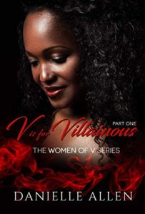 Review: V is for Villainous by Danielle Allen