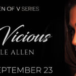 Release Blitz: V is for Vicious by Danielle Allen